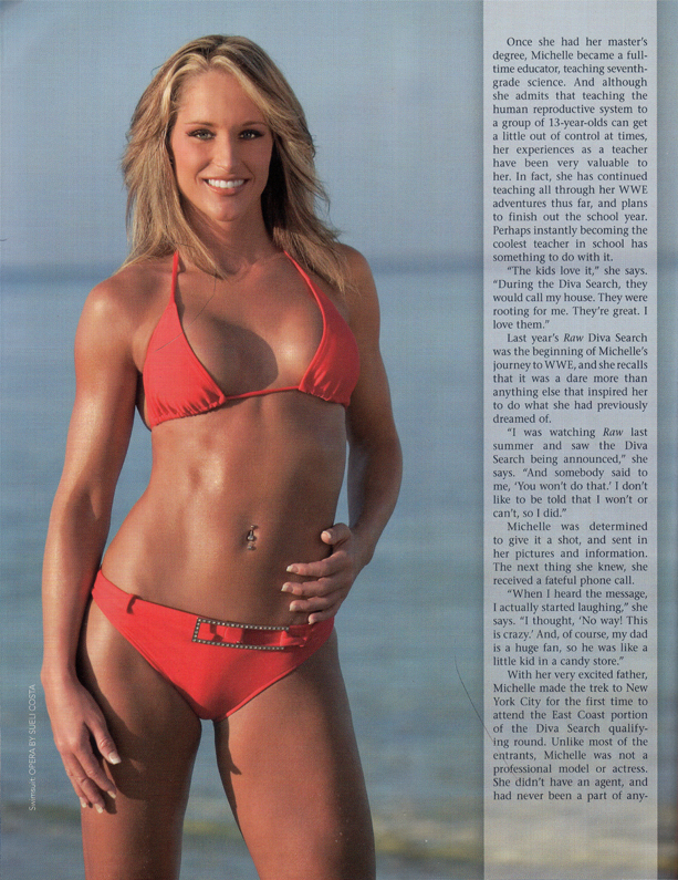 11 Michelle McCool Nude pictures