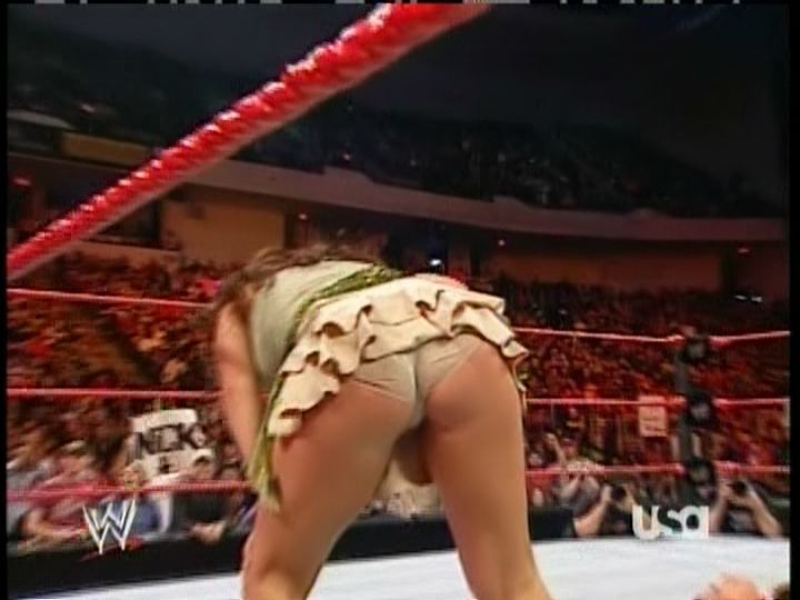 Mickie james upskirt fucked hard video upload